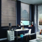 Contemporary Wood Blind