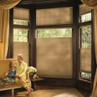 Duo lite honeycomb shades with literise lifting system offer a completely cordless solution for ultimate child safety.