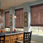 Custom Woven Wood Shade