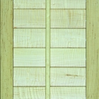 Curly Maple Shutter