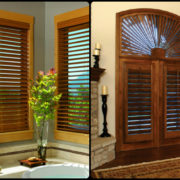 Plantation Shutters & Blinds