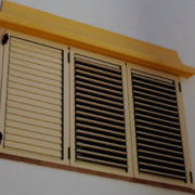 Plantation Shutters Vs. Traditional