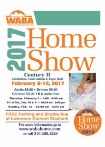 Home Show Poster 2017
