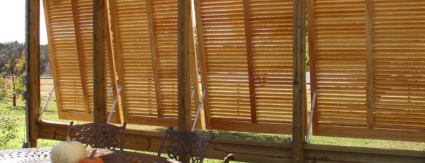 Bahama Plantation Shutters- Outdoor Shutters