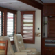 RV With Plantation Shutters