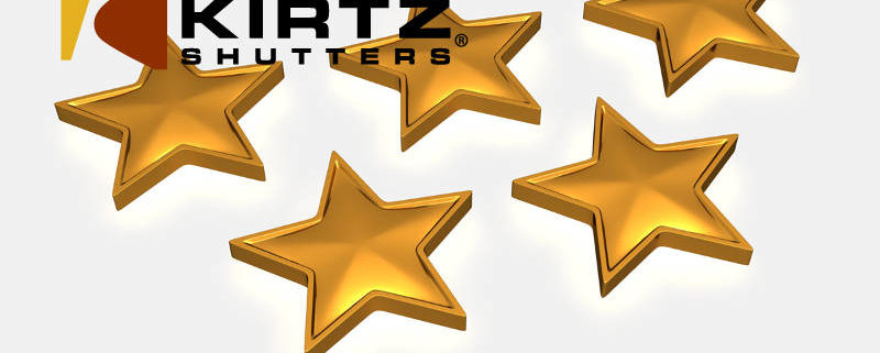 Happy Custom Shutter Clients-5 Star Reviews